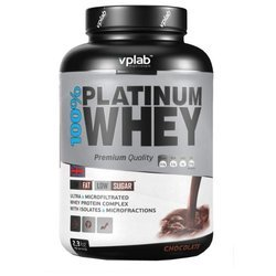 VP Laboratory 100% Platinum Whey (2.3 кг)