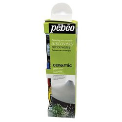 Краски Pebeo Ceramic Discovery Set 753405 6 цв. (20 мл.)