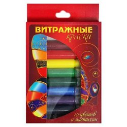Краски Color Kit Краски KK003 10 цв.