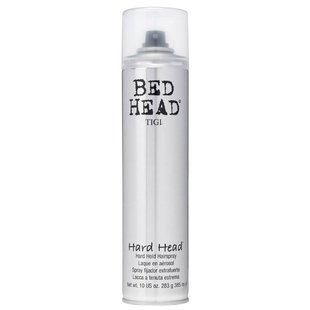 TIGI Лак для волос Bed head Hard head