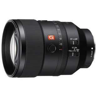 Объектив Sony FE 135mm f/1.8 GM (SEL135F18GM)
