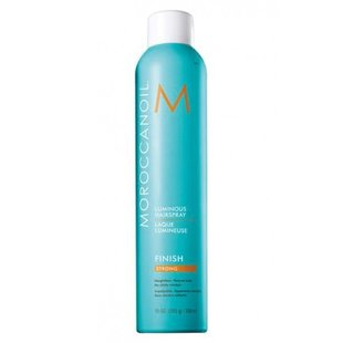 Лак Moroccanoil Luminous Hair Spray Finish Strong - Cияющий