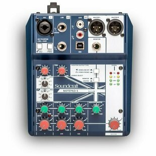 Микшерный пульт Soundcraft Notepad-5