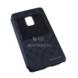 Чехол-книжка для Samsung Galaxy Note 4 N910C (R0007401) (черный)