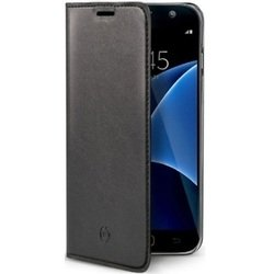 Чехол-книжка для Samsung Galaxy J2 Prime G532, Grand Prime (Celly Air Case AIR639BK) (черный)